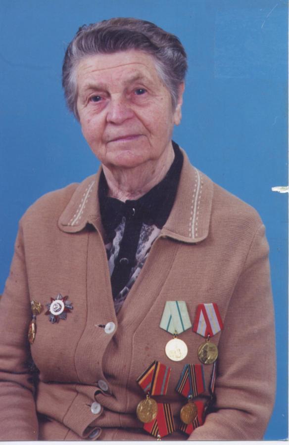 Михеева Надежда Ивановна. (1)